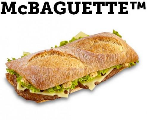 McBaguette-Mcdonald